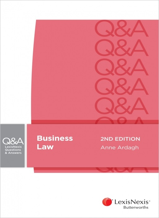 LexisNexis Questions and Answers Business Law, 2nd edition