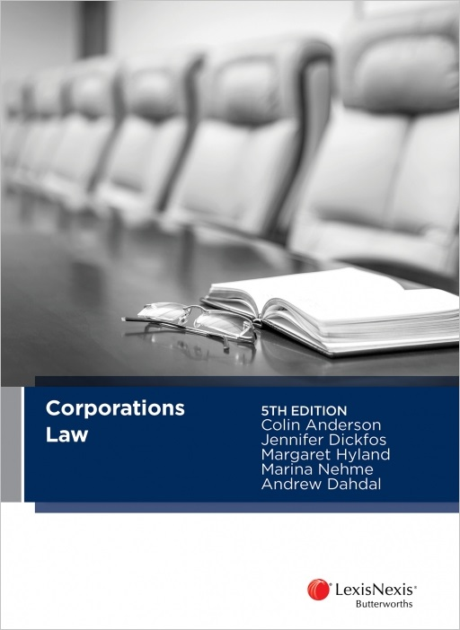 Corporations Law, 5th edition