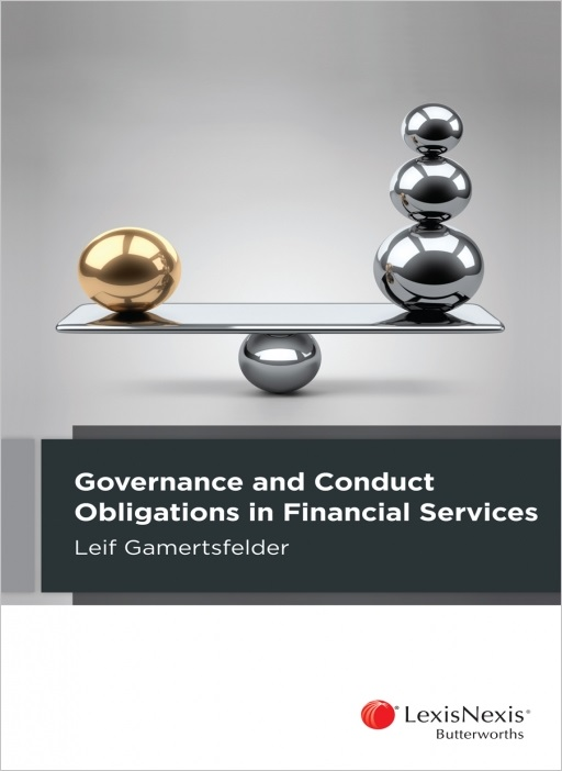 Governance and Conduct Obligations in Financial Services