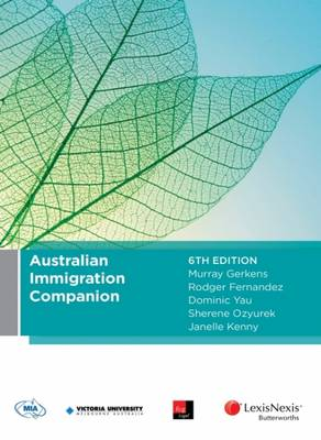 Australian Immigration Companion, 6th edition
