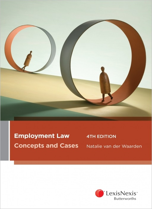 Employment Law: Concepts and Cases, 4th edition