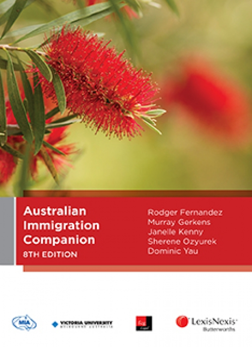 Australian Immigration Companion, 8th edition