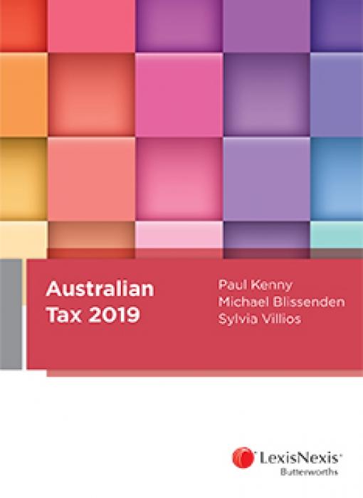 Australian Tax 2019