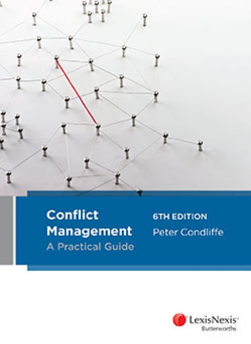 Conflict Management: A Practical Guide, 6th edition
