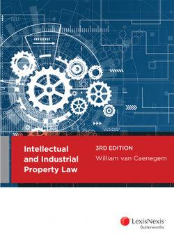 Intellectual and Industrial Property Law, 3rd edition