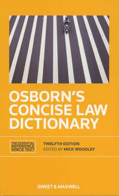 Osborn's Concise Law Dictionary:E12