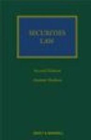 Securities Law (Hudson) 2nd edition