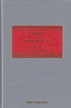 Chitty on Contract vols 1&2 33 e