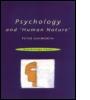 Psychology and 'Human Nature'