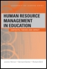 Human Resource Management in Education