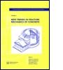 New Trends in Fracture Mechanics of Concrete