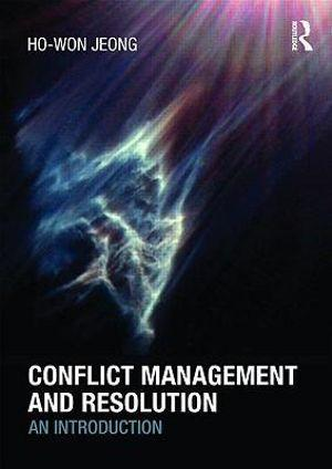 Conflict Management and Resolution