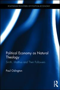 Political Economy as Natural Theology
