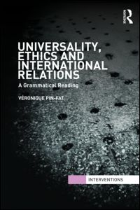 Universality, Ethics and International Relations