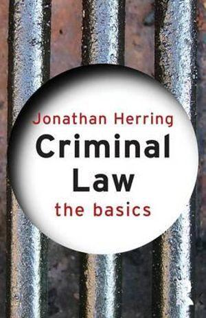 Criminal Law: The Basics