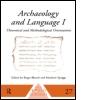Archaeology and Language I