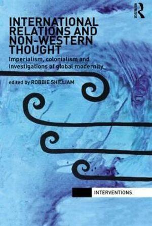 International Relations and Non-Western Thought