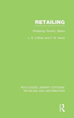 Retailing (RLE Retailing and Distribution)