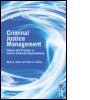 Criminal Justice Management, 2nd ed.