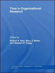 Time in Organizational Research