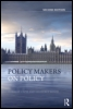 Policy Makers on Policy