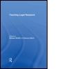 Teaching Legal Research