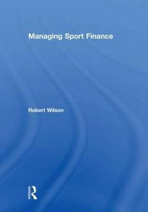 Managing Sport Finance