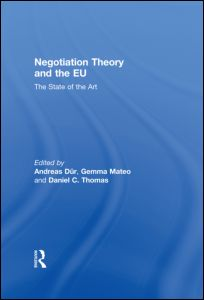 Negotiation Theory and the EU