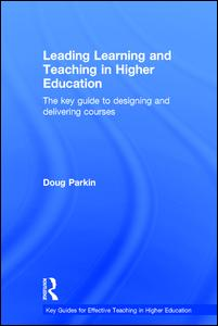 Leading Learning and Teaching in Higher Education