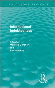 International Indebtedness