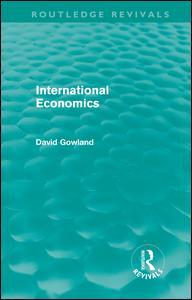 International Economics (Routledge Revivals)