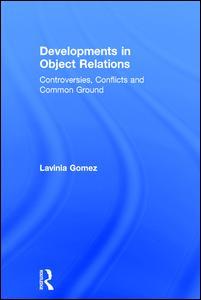 Developments in Object Relations