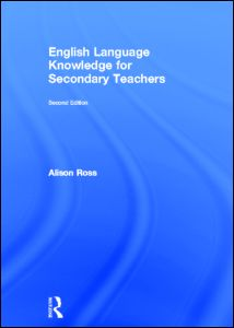 English Language Knowledge for Secondary Teachers