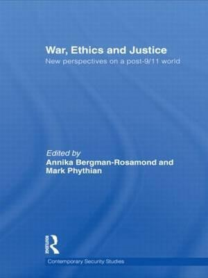 War, Ethics and Justice
