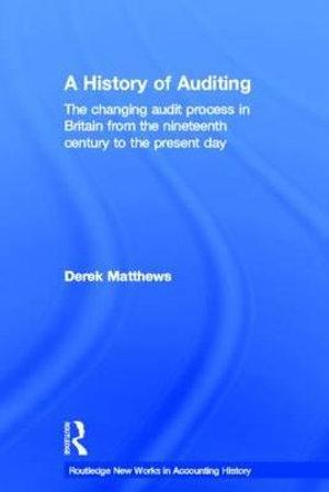 A History of Auditing