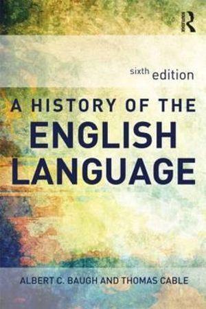 A History of the English Language