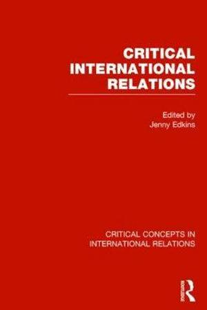 Critical International Relations