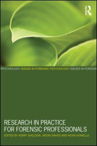 Research in Practice for Forensic Professionals