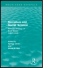 Socialism and Social Science (Routledge Revivals)