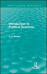 Introduction to Political Economy (Routledge Revivals)
