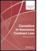 Causation in Insurance Contract Law
