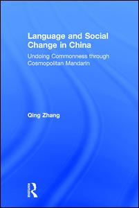 Language and Social Change in China