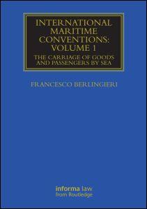 International Maritime Conventions (Volume 1)