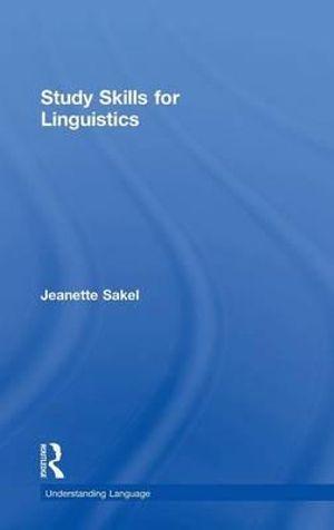 Study Skills for Linguistics