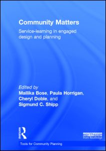 Community Matters: Service-Learning in Engaged Design and Planning
