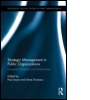 Strategic Management in Public Organizations