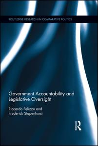 Government Accountability and Legislative Oversight
