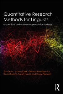 Quantitative Research Methods for Linguists