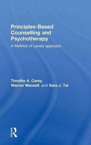 Principles-Based Counselling and Psychotherapy