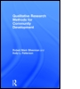 Qualitative Research Methods for Community Development